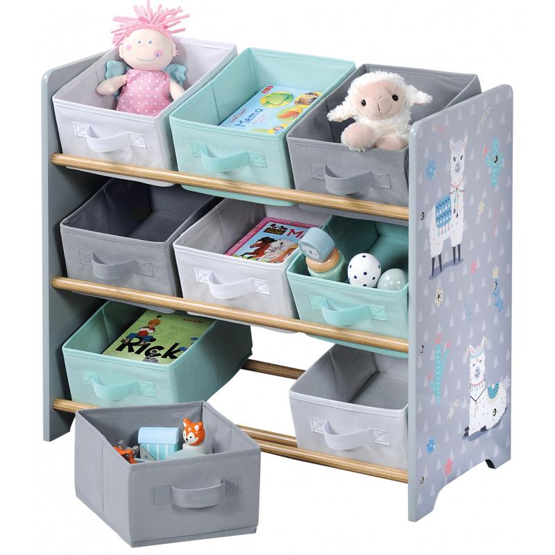 Organizér na hračky Lama