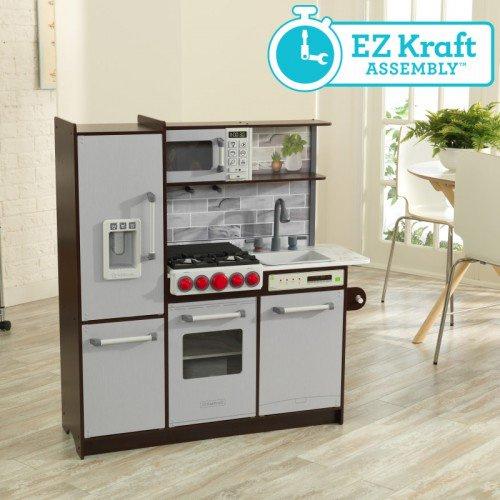 KidKraft Kuchynka Elite Espresso
