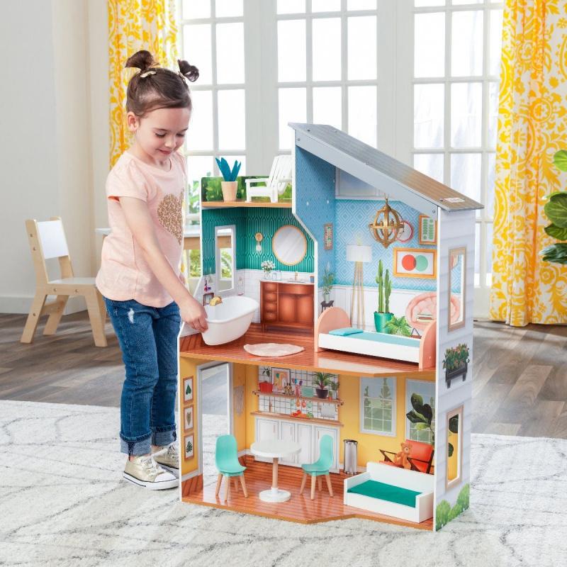 KidKraft Drevený domček Emily