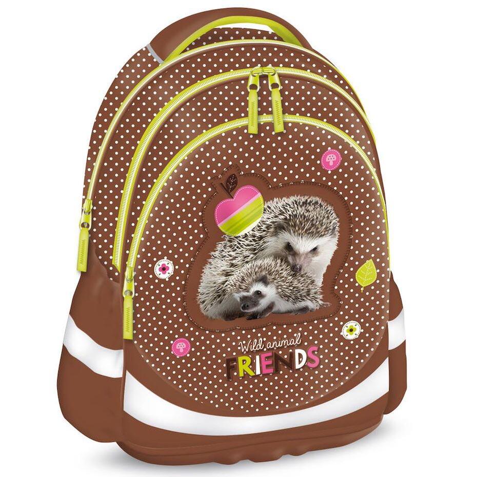 Školský batoh Hedgehog
