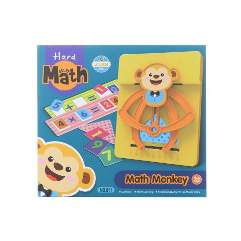Matematická opička