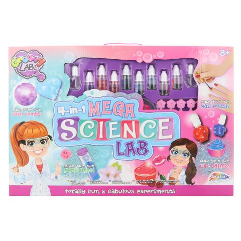 Laboratorium naukowe 4w1
