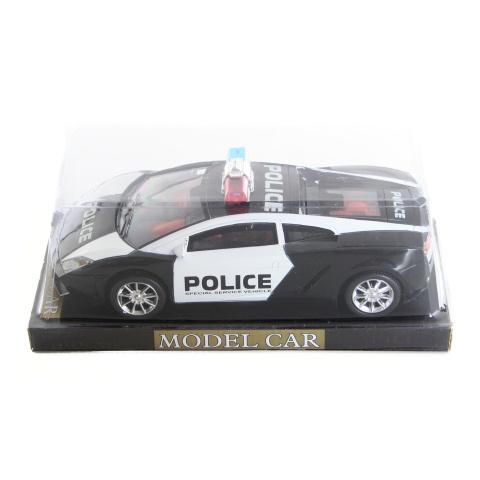 Auto polícia zotrvačník