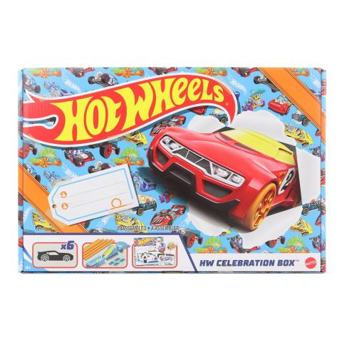 Pudełko prezentowe Hot Wheels