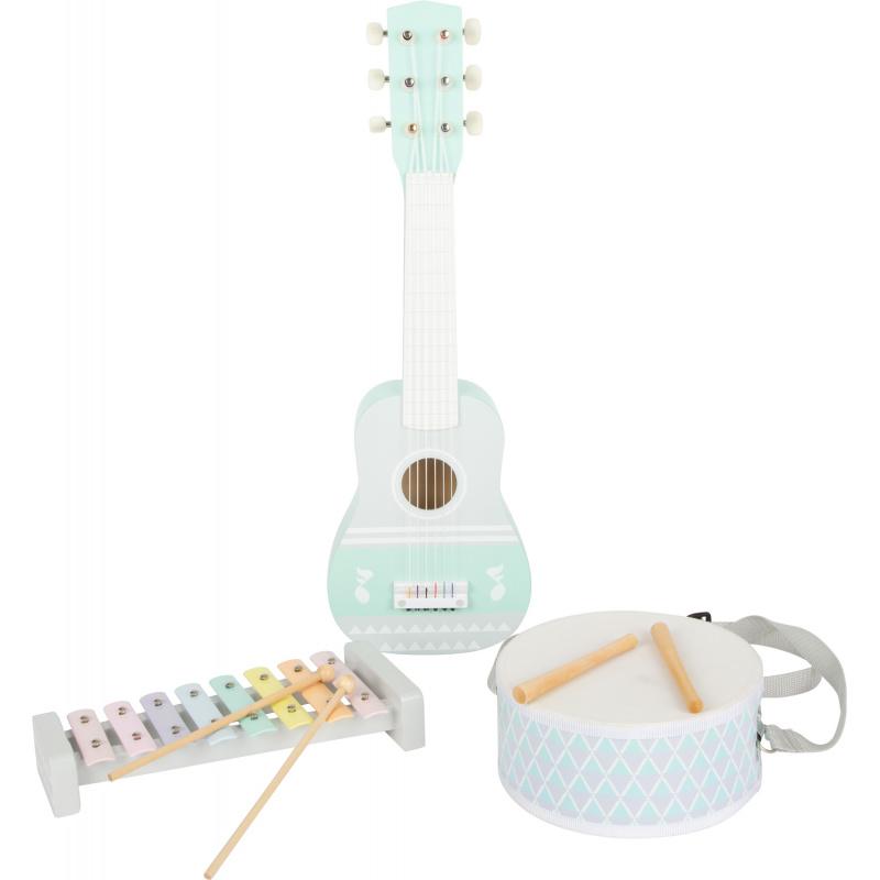 Zestaw muzyczny Small Foot Pastel 3 szt