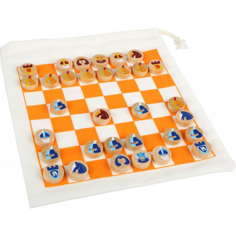 Small Foot Šachy cestovní