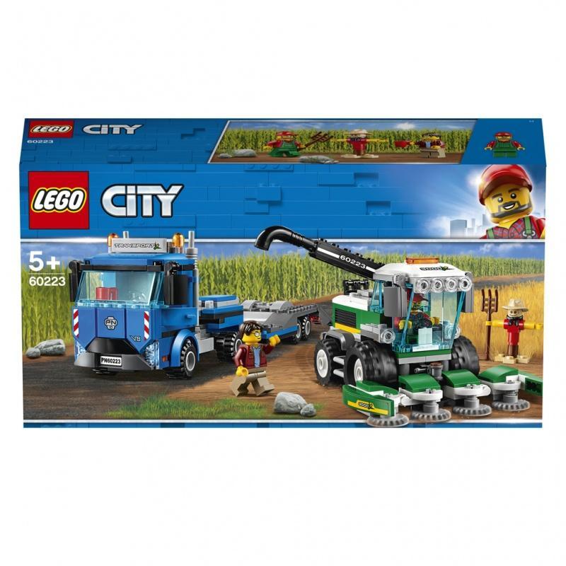 Lego City Kombajn