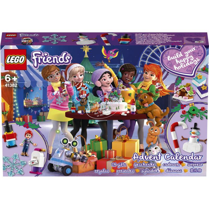 Lego Friends Adventní kalendář LEGO® Friends 41382