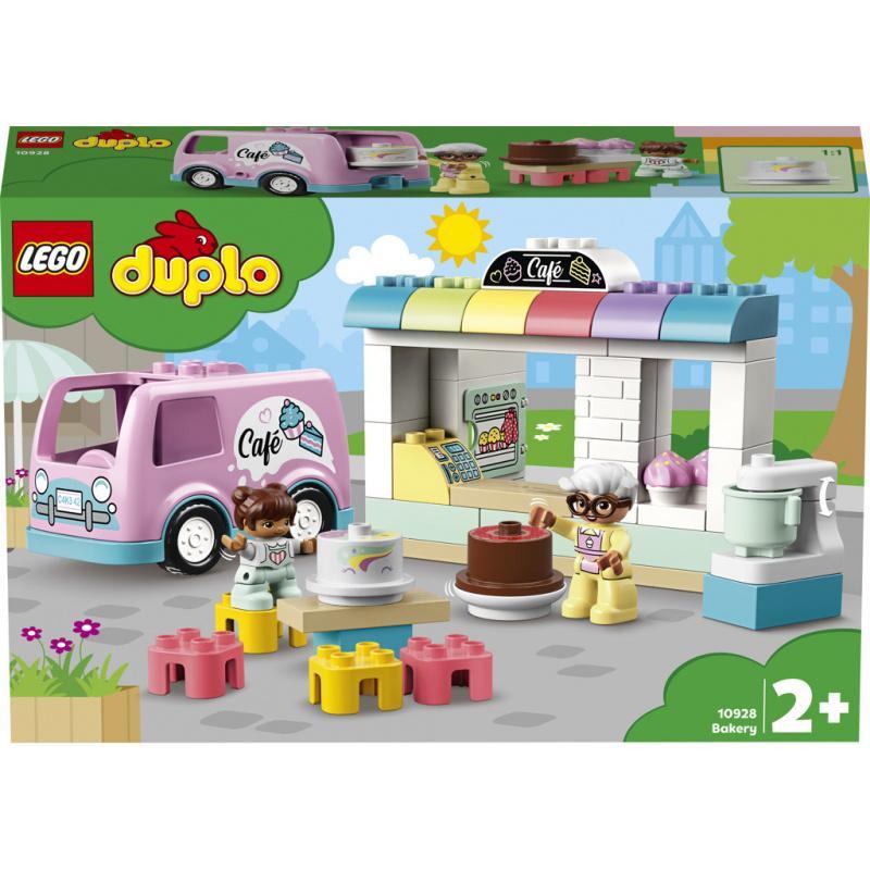 Lego Duplo Pekáreň