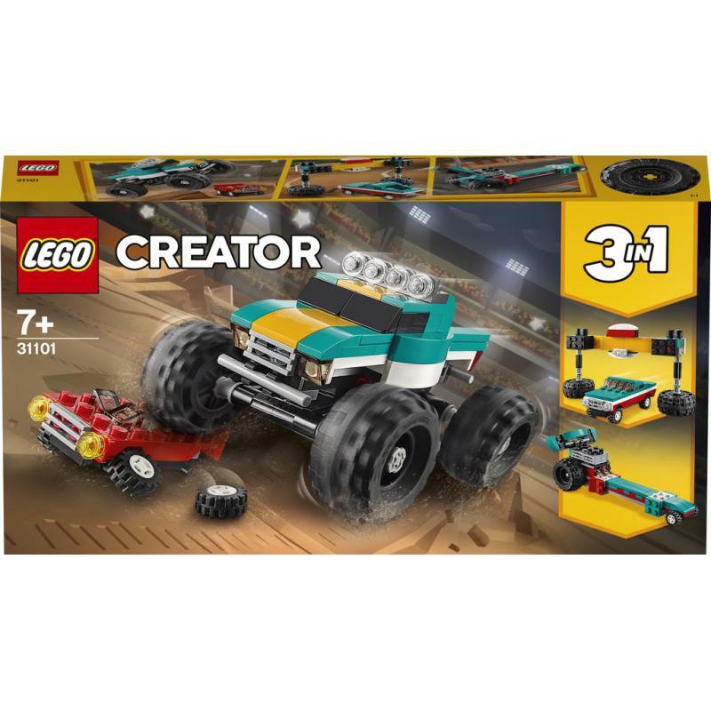 Lego Creators Monster truck