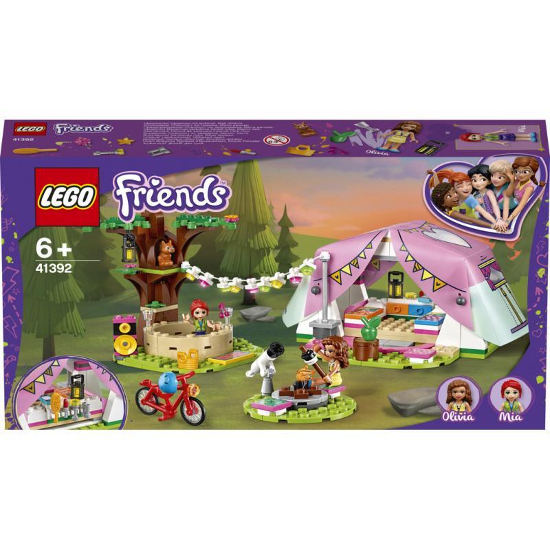 Lego Friends Luxusní kempování v přírodě