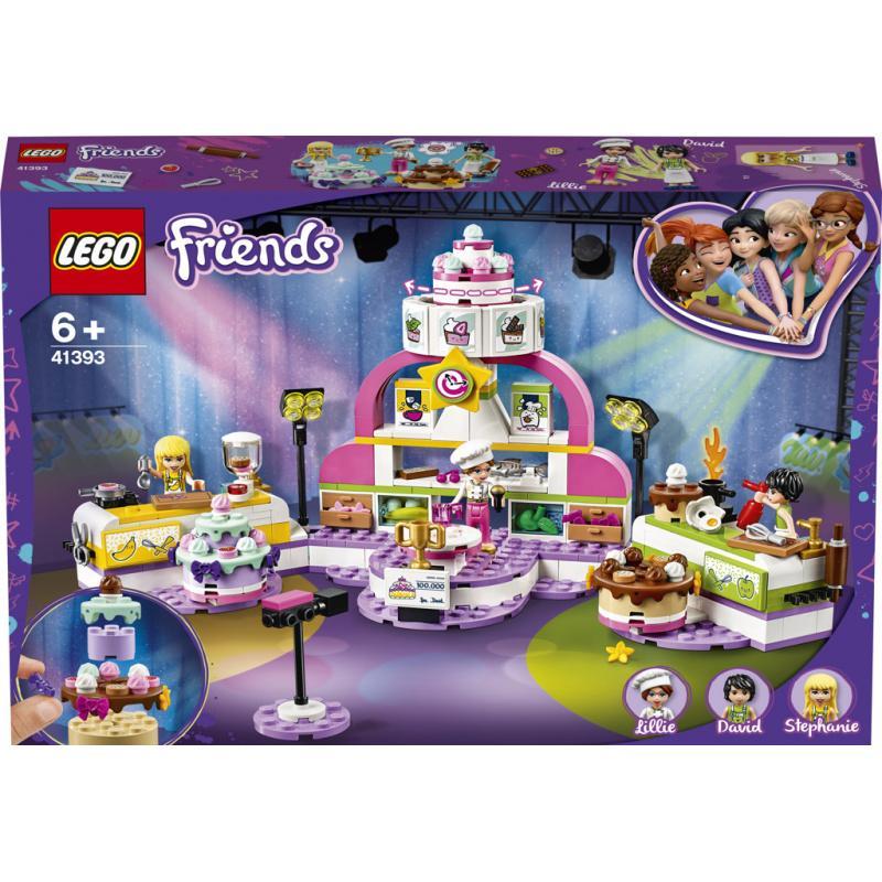 Lego Friends Soutěž v pečení
