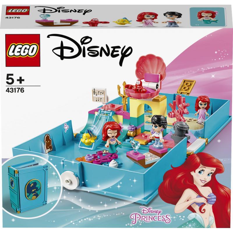 Lego Disney Princess Ariel a jej rozprávková kniha dobrodružstv
