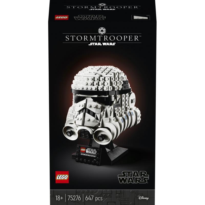 Hełm Szturmowca Lego Star Wars