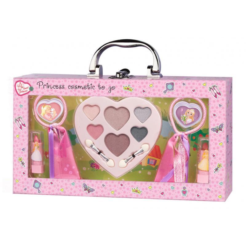 Kosmetický kufřík Sweet Princess