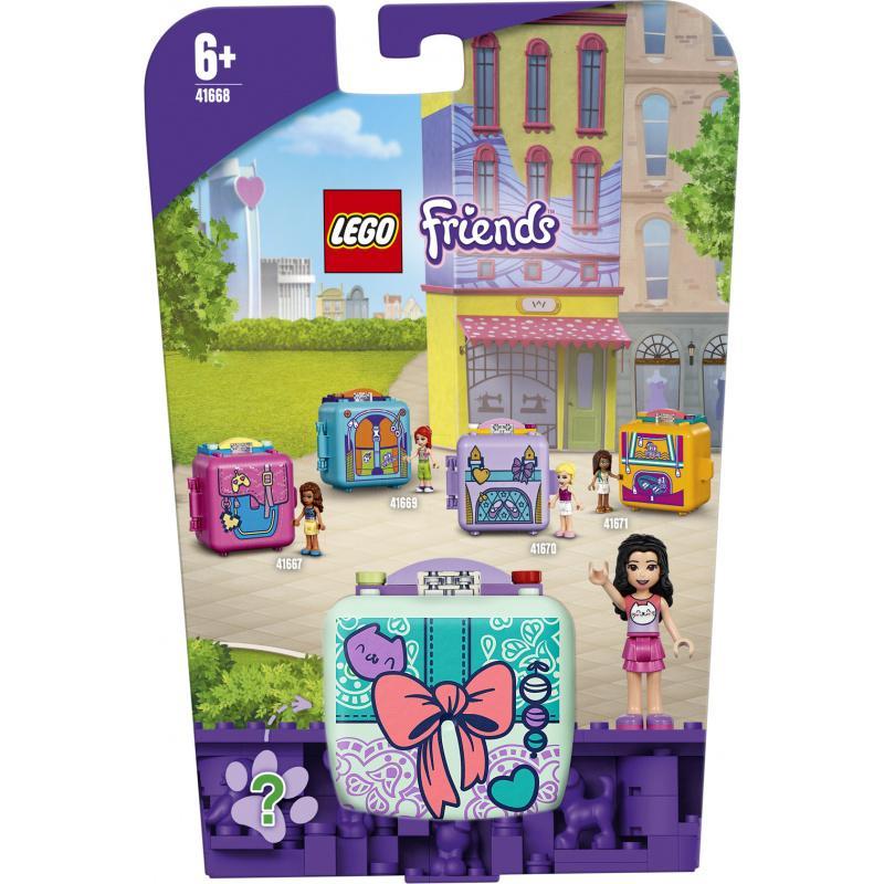 LEGO® Friends 41668 Emmin módne boxík