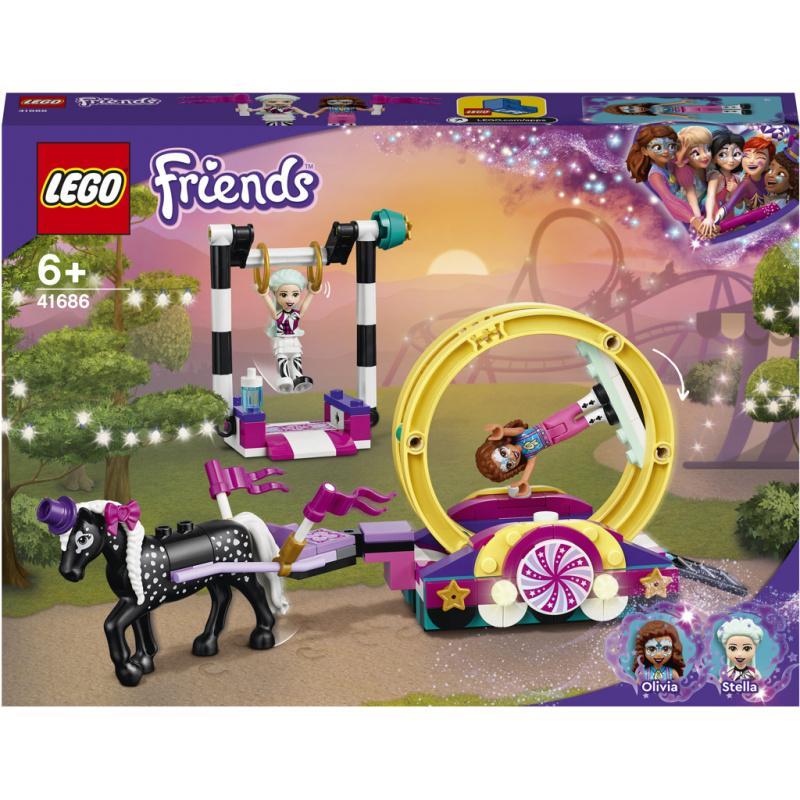 LEGO® Friends 41686 Čarovná akrobacie