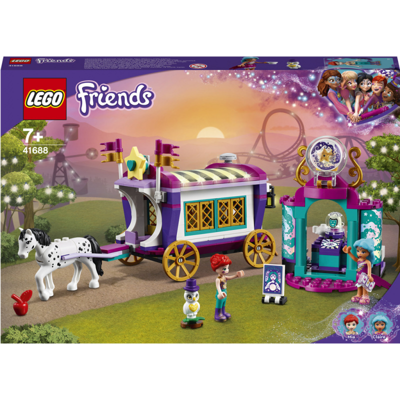 LEGO® Friends 41688 Čarovný karavan