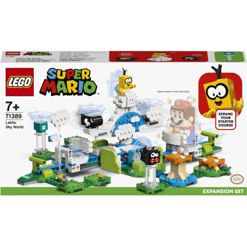 LEGO® Super Mario ™ 71389 Lakitu a svet obláčikov - rozširujúci set