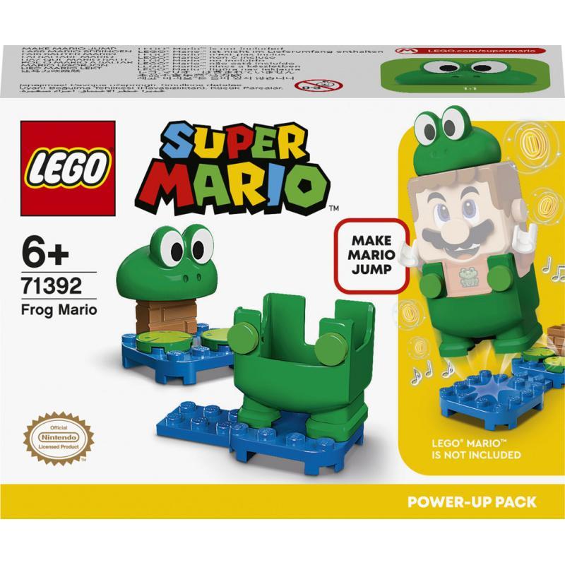 LEGO® Super Mario™ 71392 Žába Mario – obleček