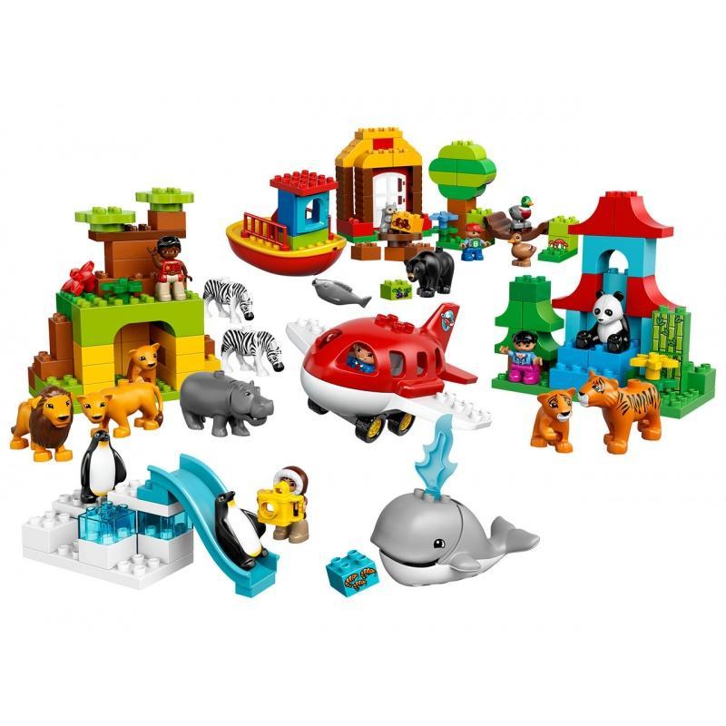 LEGO® DUPLO Cesta kolem světa 10805