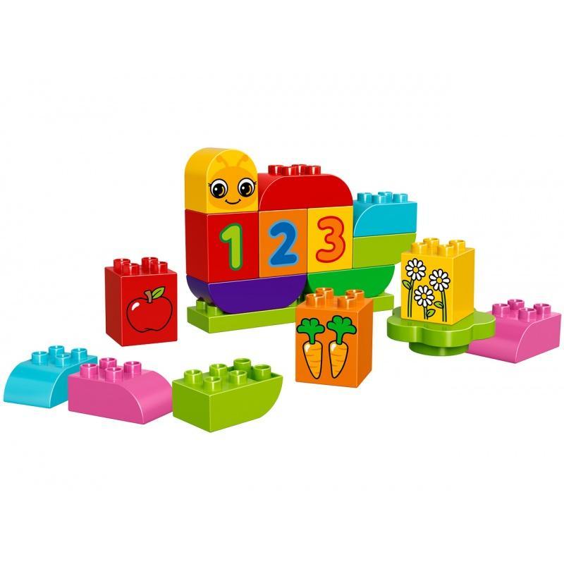 LEGO® DUPLO Moje první housenka 10831