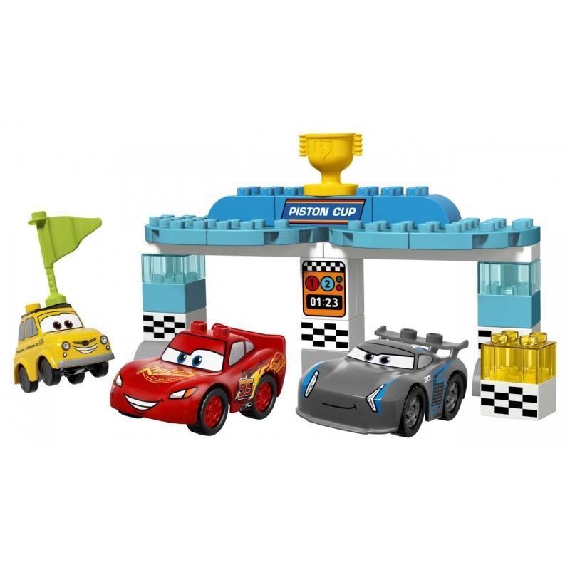 LEGO® DUPLO Závod o Zlatý píst 10857