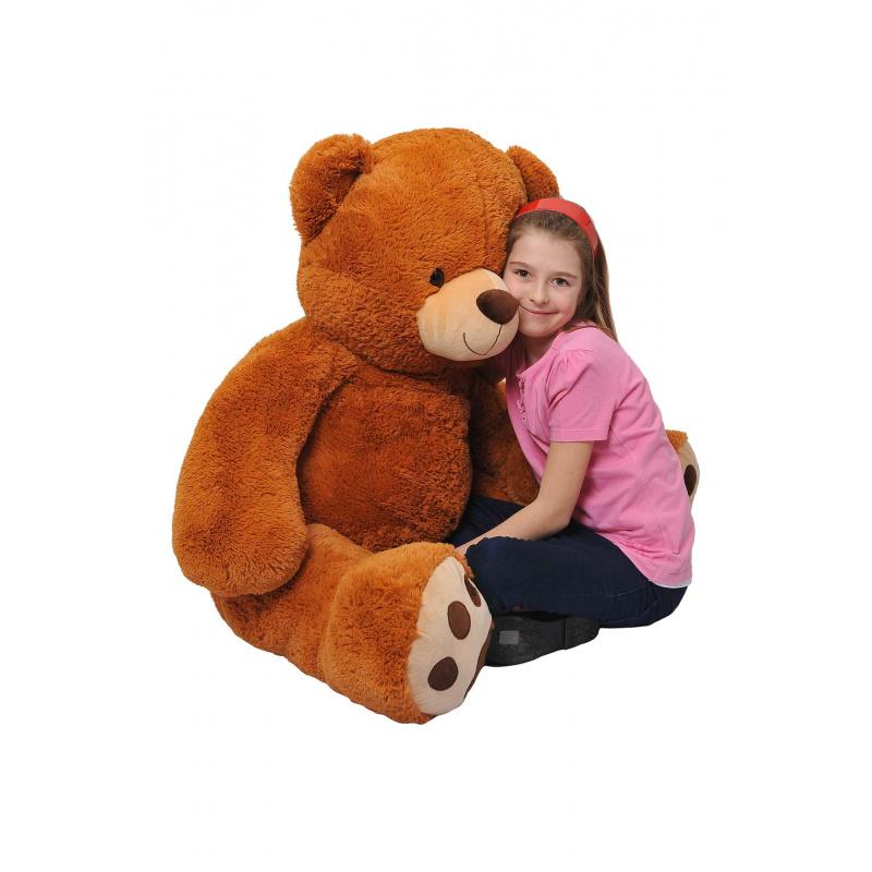 Niedźwiedź czekoladowy 135 cm