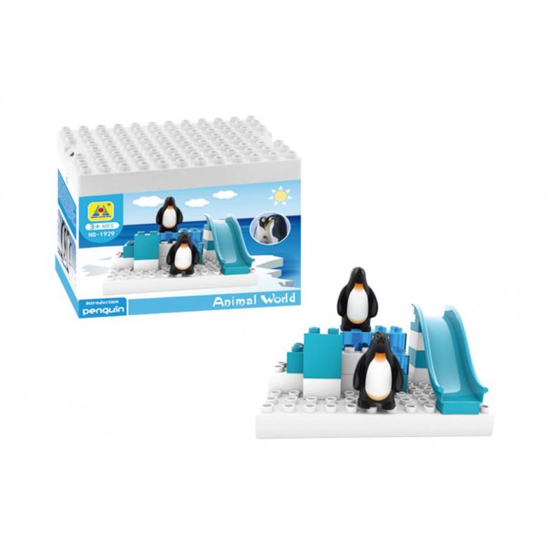 Kości - pingwin