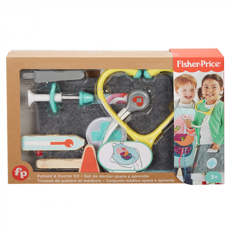 Fisher Price DOKTOR HERNÍ SET