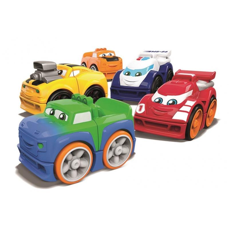 Mega Bloks závodná autá