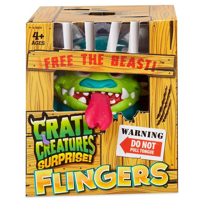 Crate Creatures Surprise Příšeráček, vlna 2