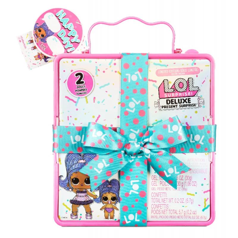 L.O.L. Surprise! Párty dárek Deluxe série 2
