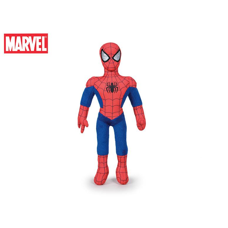 Spiderman plyšový 50cm stojaci 0m +