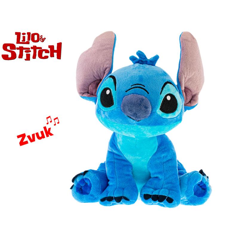 Pluszowy Stitch 30 cm z dźwiękiem