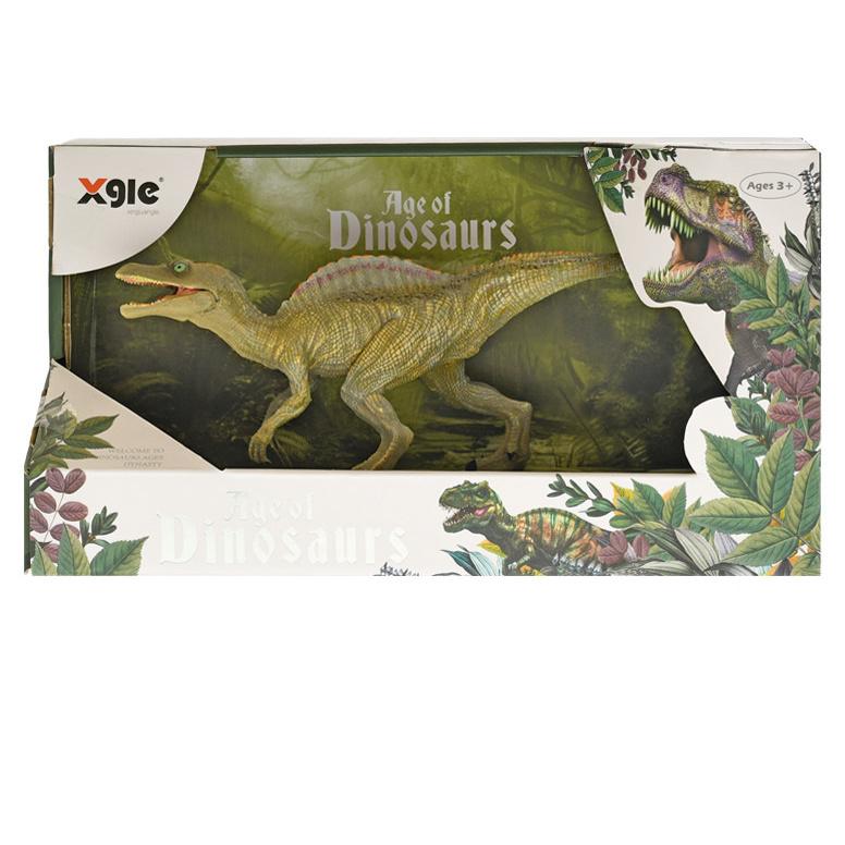 Dinosaurus Spinosaurus 18cm v krabičke