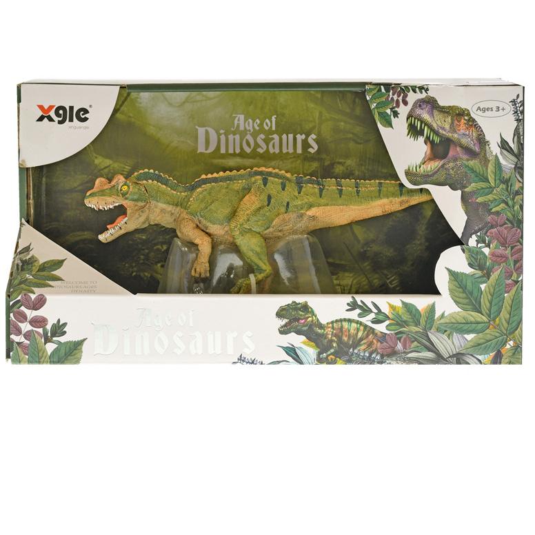 Dinosaurus Allosaurus 21cm v krabičce