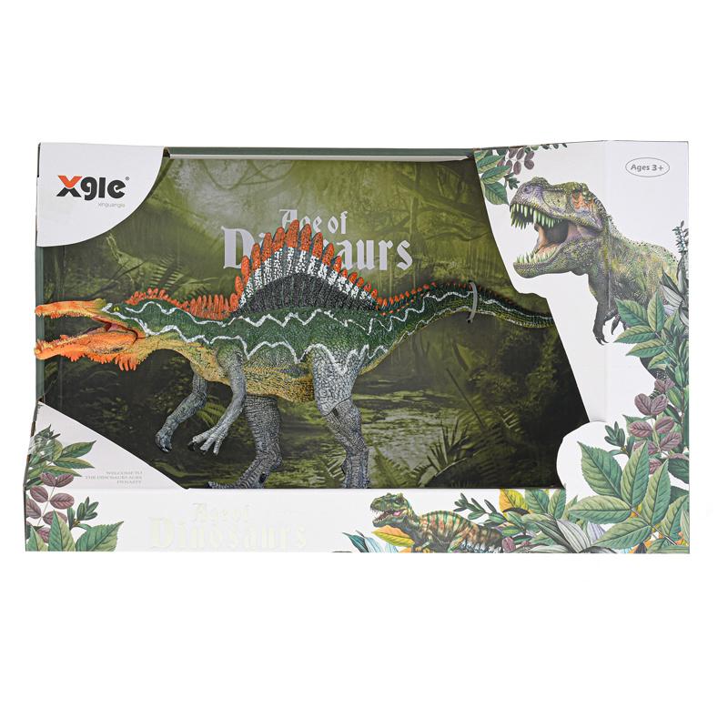 Dinozaur Spinosaurus 32 cm w pudełku