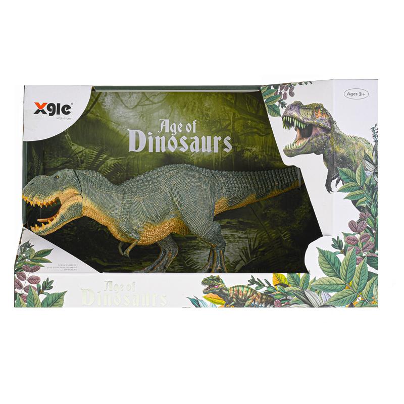 Dinosaurus Tyrannosaurus rex 34cm v krabičce