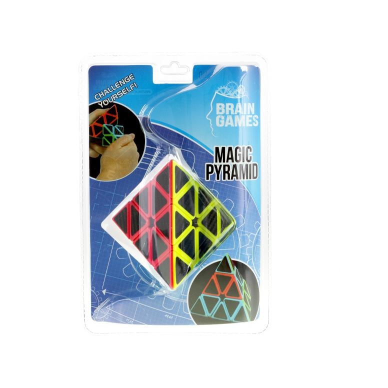 Magiczna piramida gra 9,5x9,5x9,5 cm na blistrze