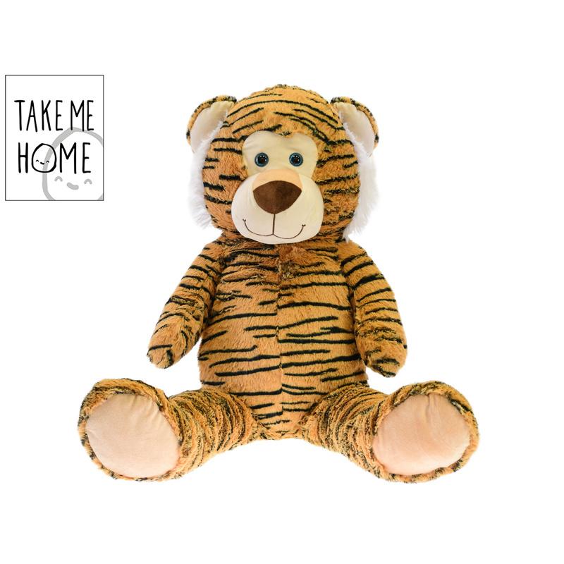 Pluszowy tygrys 59/95 cm
