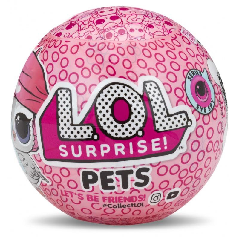 L.O.L. Surprise Zvířátka