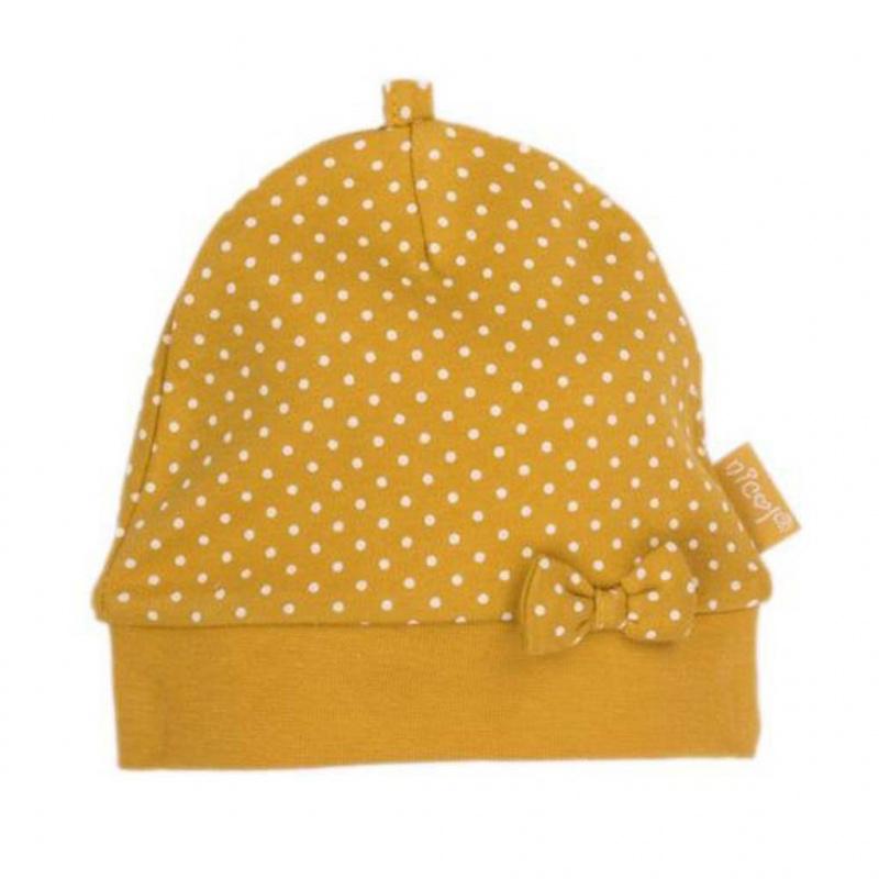 Dojčenská bavlnená čiapočka Nicol Michelle