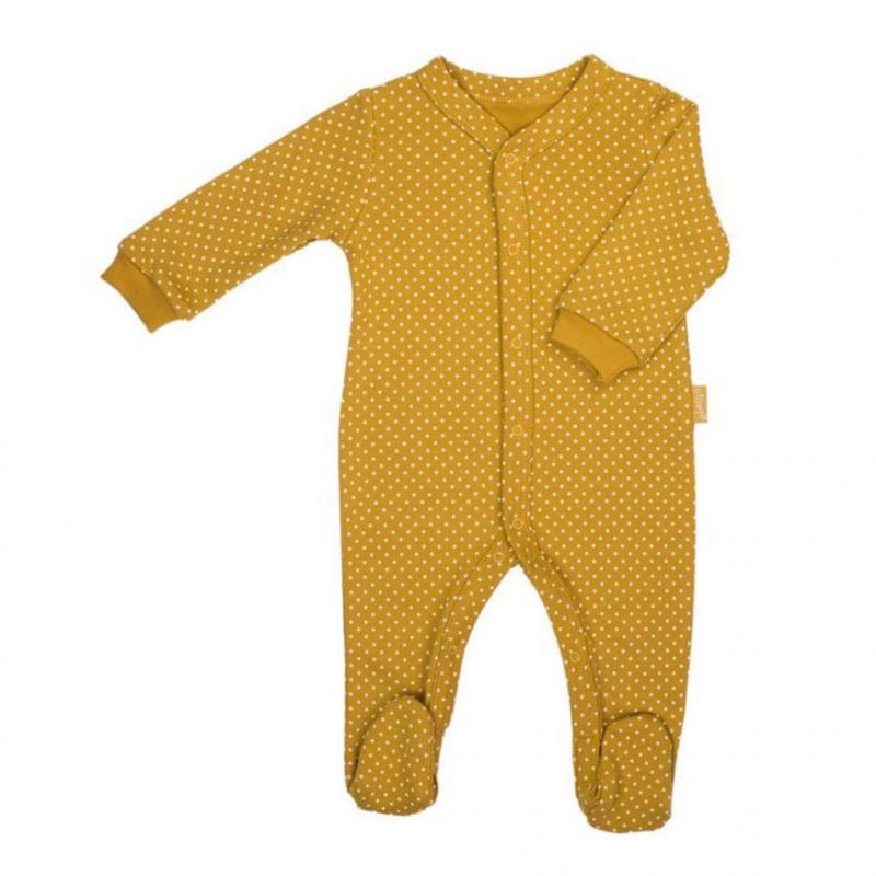Dojčenský bavlnený overal Nicol Michelle