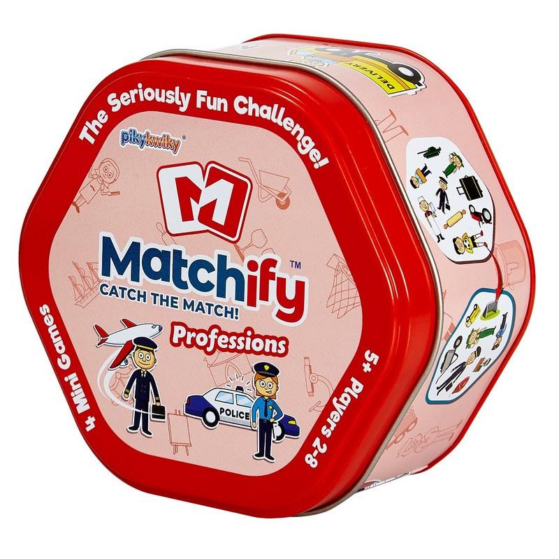 Hra Matchify POVOLÁNÍ