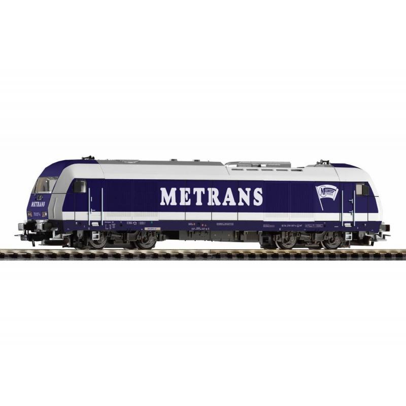 Piko Dieselová lokomotiva Herkules Metrans - 57888