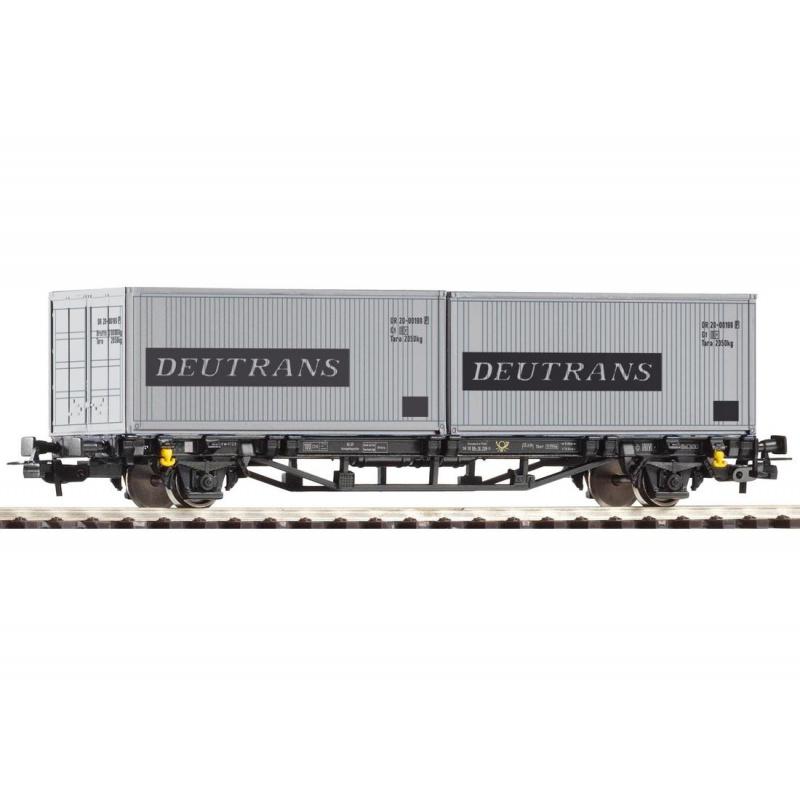 Piko Vagón kontejnerový Lgs579 Deutrans - 57747