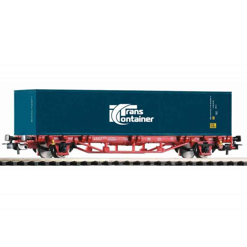 Piko Vagón kontejnerový Lgs579 TransContainer - 57773