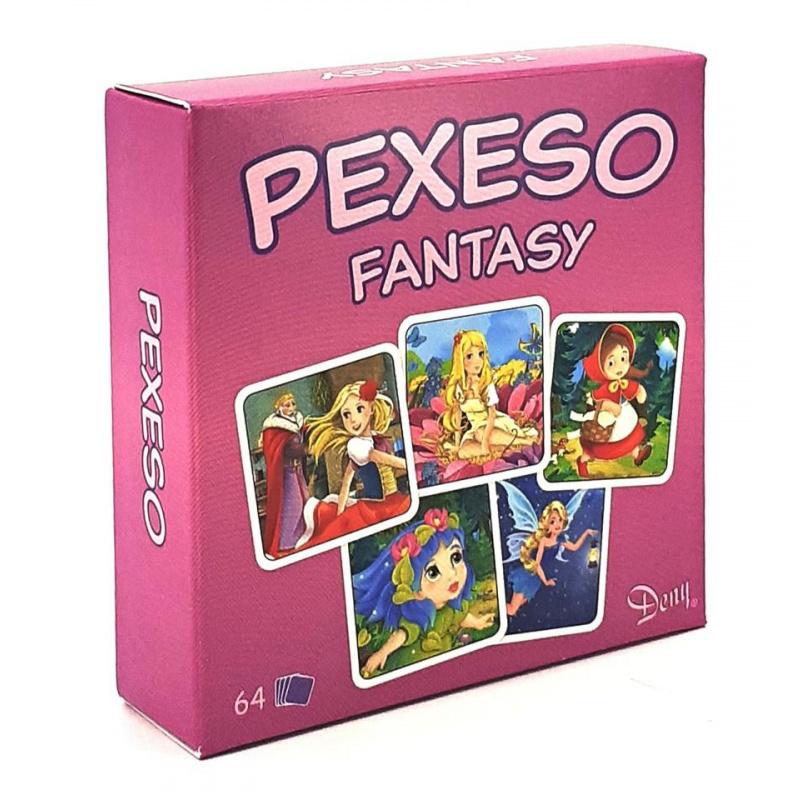 Pexeso Fantasy v krabičce
