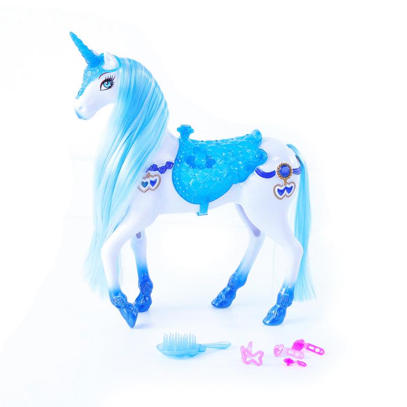 Kůň česací se zvukem a světlem